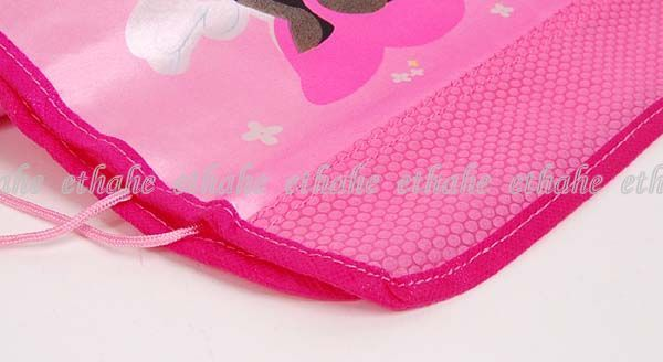 Mickey Minnie Mouse TV Set LCD Monitor Cover Rose 1M9N