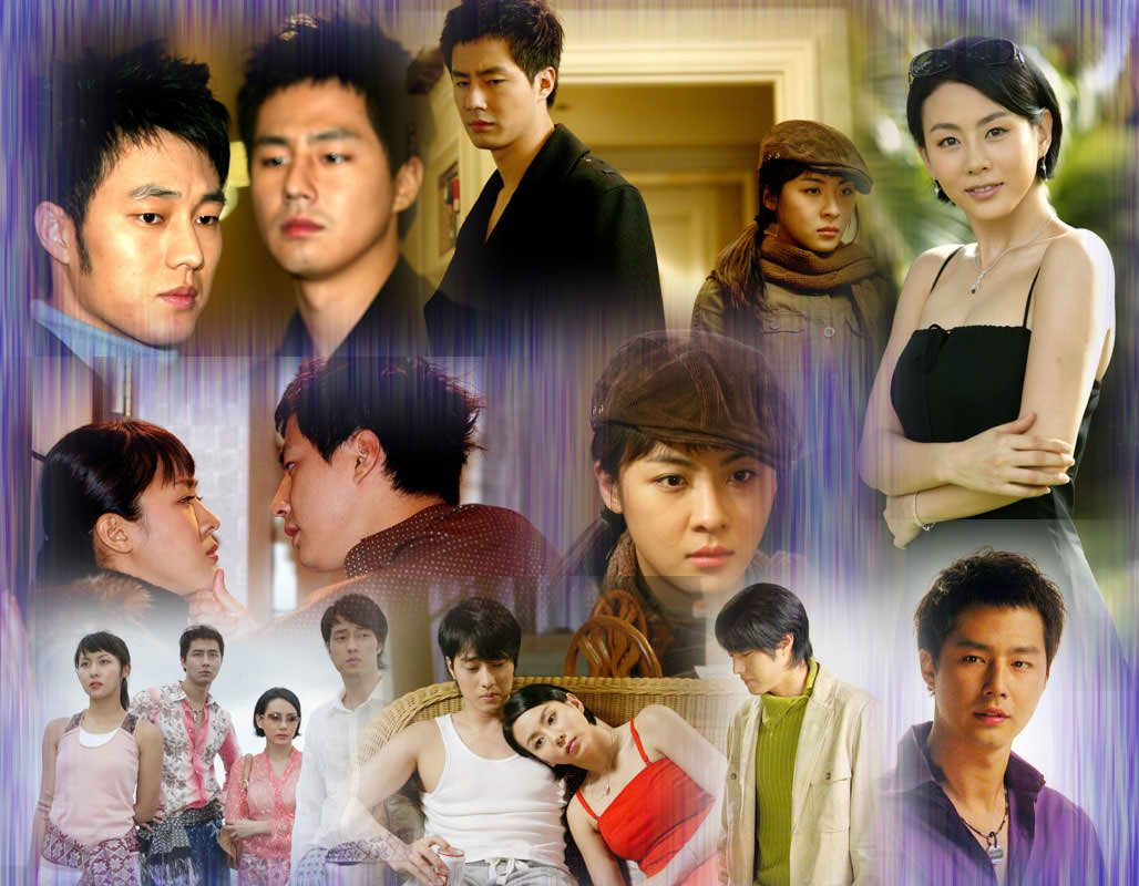 Memories of Bali Korean Drama (Complete 8 Disc Set ) With English