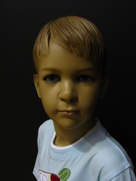 Boy Full Body Retail Display Shop Mannequin Dummy Model Manakin   Milo