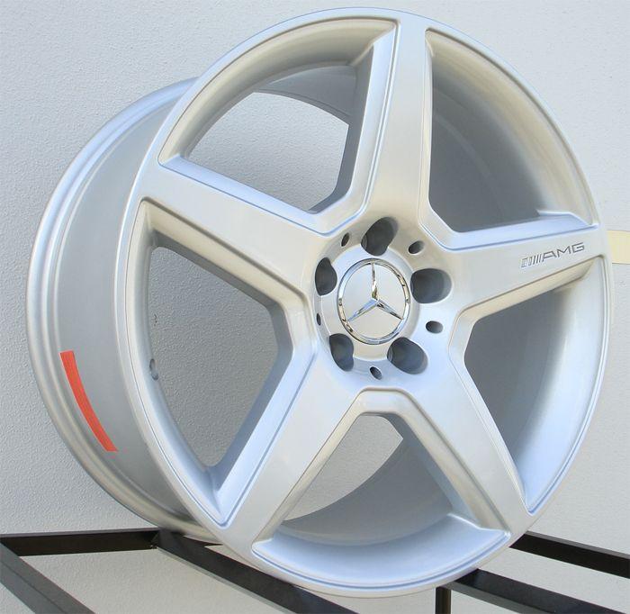 18 AMG Wheels Rims Fit Mercedes E350 E550 E63 2010 Up