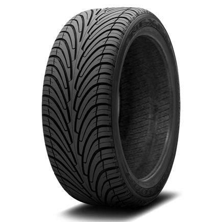18 9 10 Black Bullitt Wheels Nexen Tires Rims Fit Mustang® 94 04