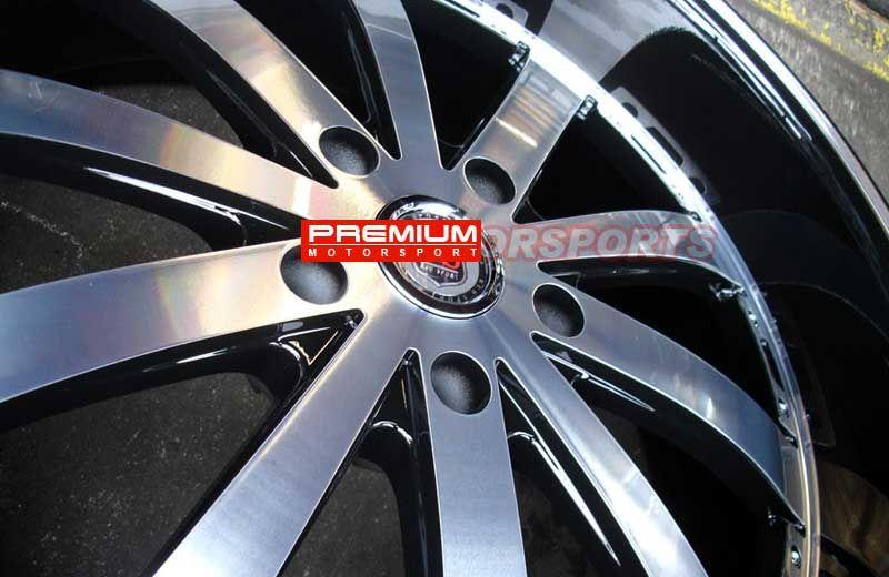 22 inch Wheels Rims GMC Yukon Chevy Tahoe Suburban Red Sport RSW77