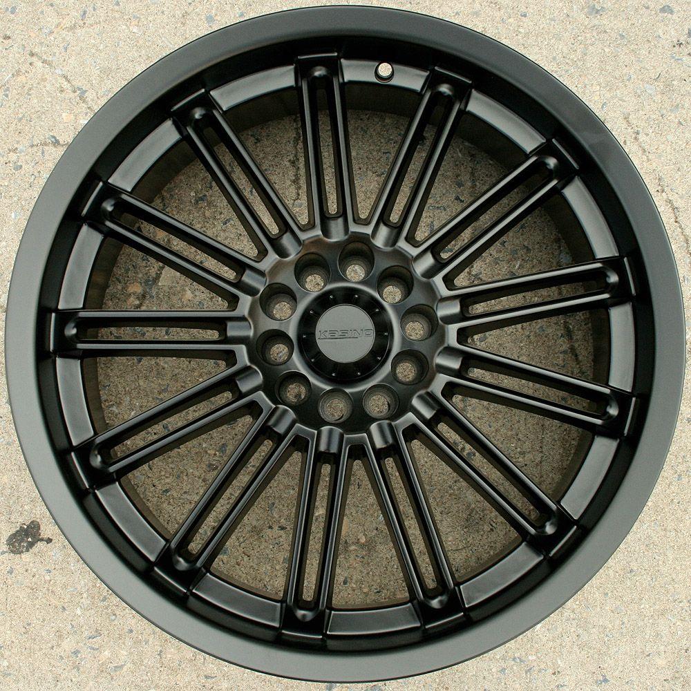 Kasino Slot 679 20 Black Rims Wheels BMW x5 x6 20 x 7 5 5H 35