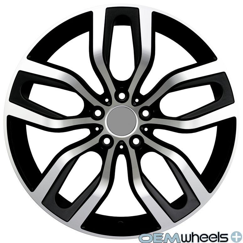 BLACK M STYLE WHEELS FIT BMW E53 E70 E71 X5 X6 xDrive 30i 48i 50i RIMS