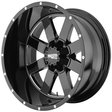 20x9 Moto Metal 962 Wheels Rims GMC Sierra Chevy Silverado Tahoe 1500