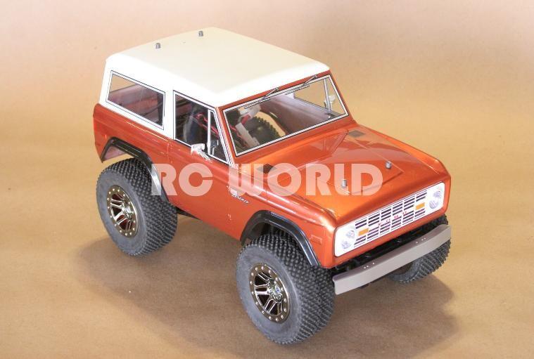 RC 1 10 Tamiya Truck Ford Bronco RC4WD Rock Crawler RTR Brand New