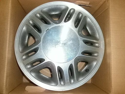 American Racing AR 50 15x7 5x115 Chevy Rim Wheels