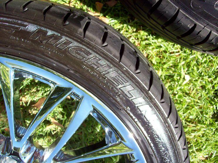OEM Factory BMW Wheels Tires E38 E65 E66 740 745 750 760 149 7 series