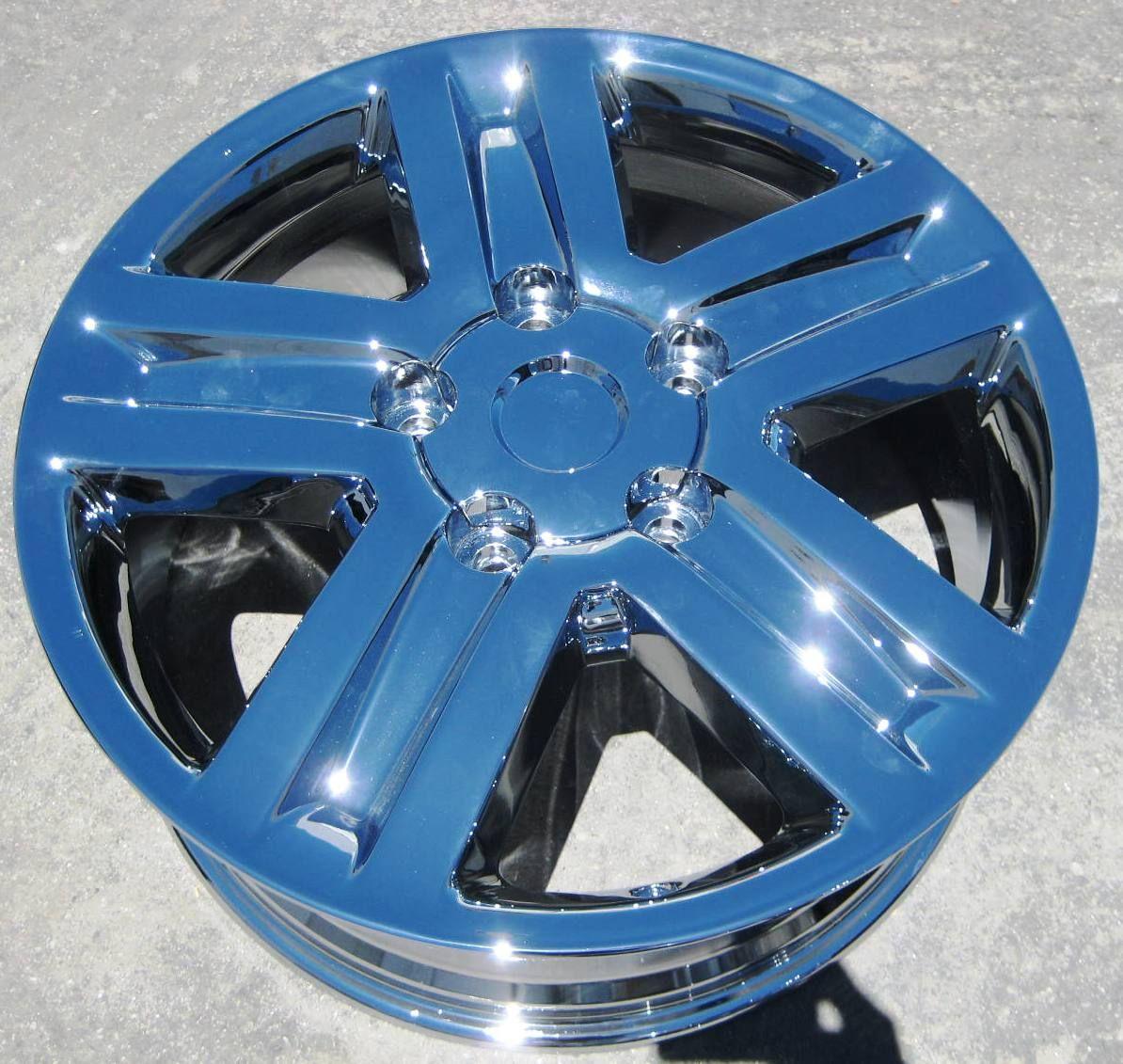 Factory Toyota Tundra Chrome Wheels Rims Sequoia LX570 Set of 4