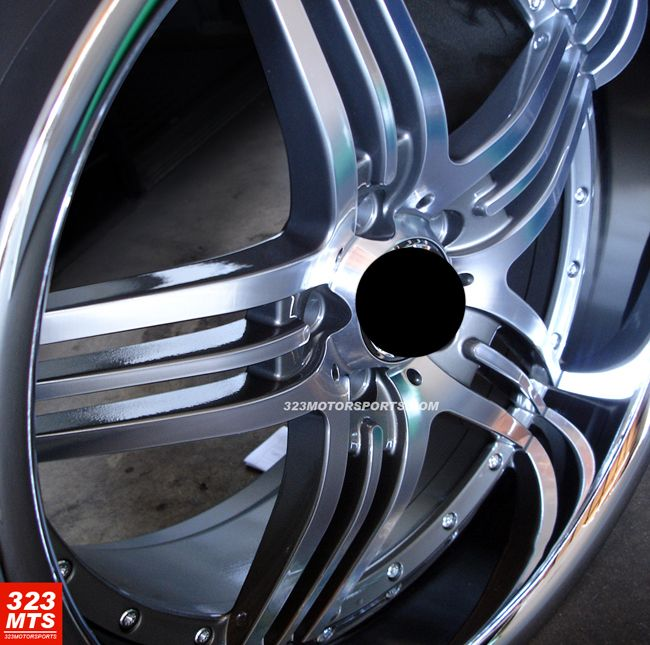 20 MBZ Rims Wheels EURO30 Mercedes Benz C E s Class