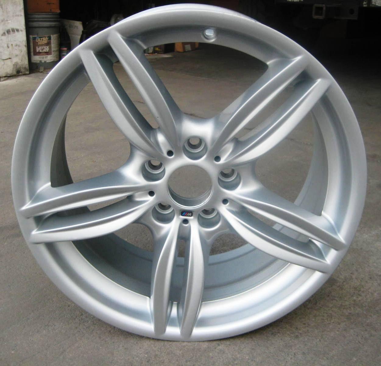 535i 550i 19x8.5 Style #351 2011 Factory OEM Stock M Wheel Rim 71414