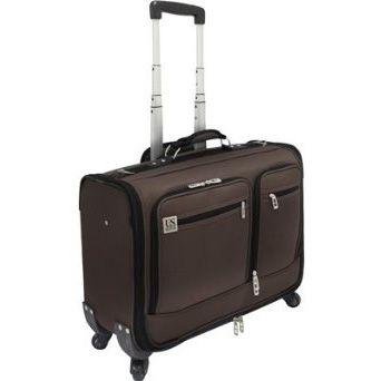 Travelers Choice Luggage U.S. Traveler Carry On Spinner Garment Bag