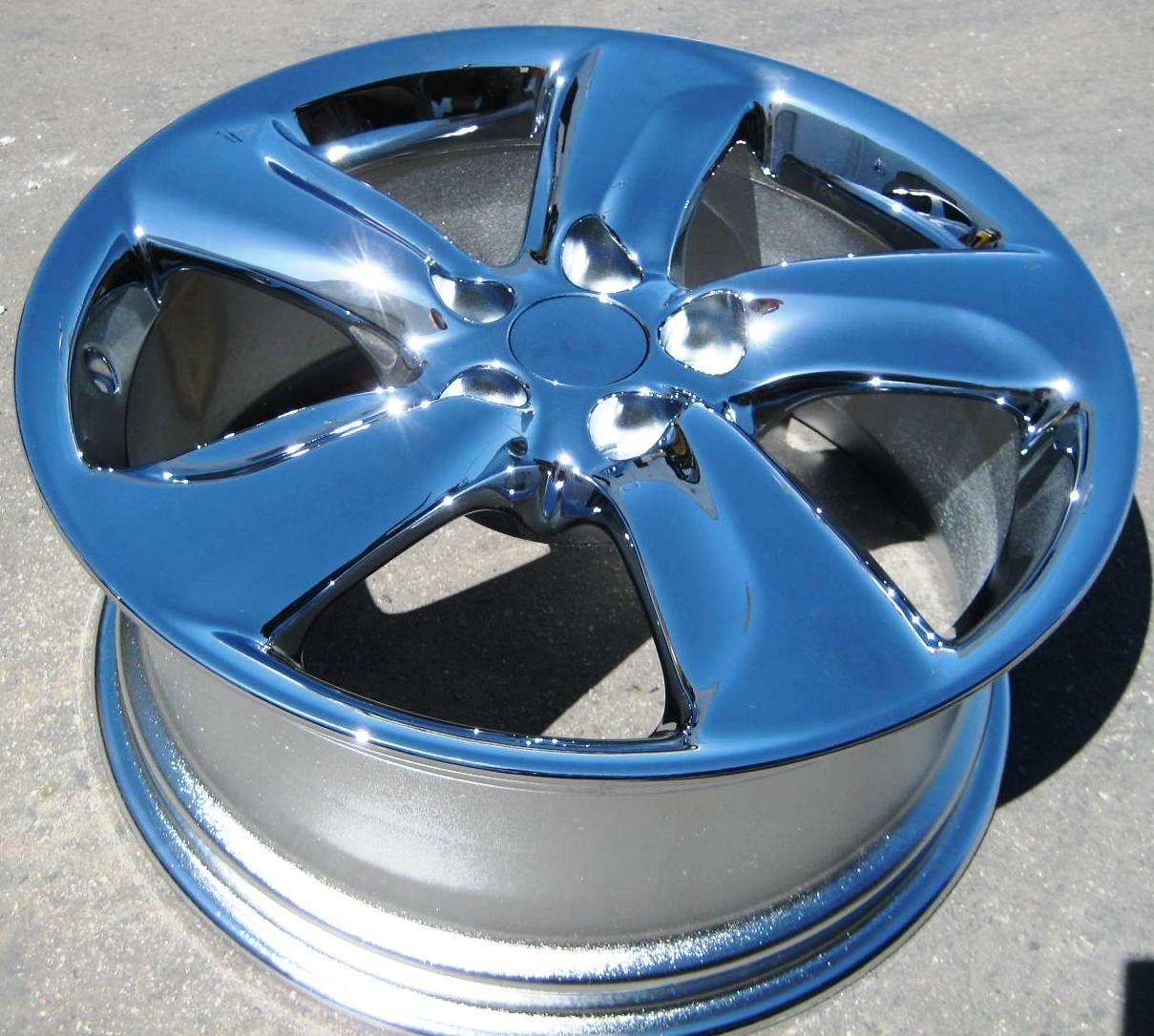 NEW 18 FACTORY LEXUS GS430 GS350 GS460 GS300 LS430 CHROME WHEELS RIMS