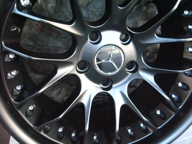 19 Mercedes Wheels Rim Tires S430 S500 S550 S600