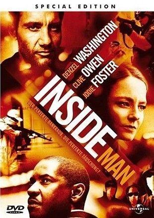 Inside Man   Special Edition (Denzel Washington)  DVD  440