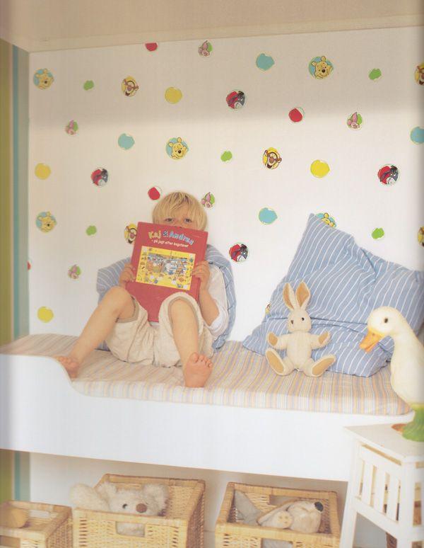 Disney Winnie Pooh Tapete Kinderzimmer Tapeten Decofun Nr 70599
