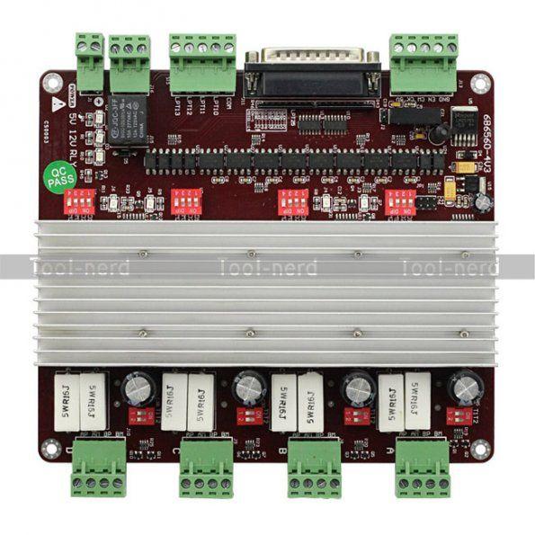 SainSmart CNC 4 Axis TB6560 Stepper Motor Driver Board Controller