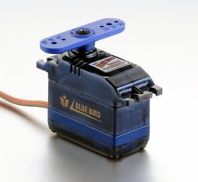 Blue Bird BMS 661 DMG + HS Super Fast Digital Servo Neu
